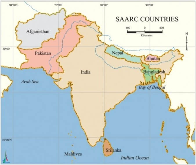 Outcome of 18th SAARC Summit