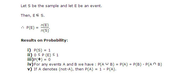 XAT 2014: Questions on Probability