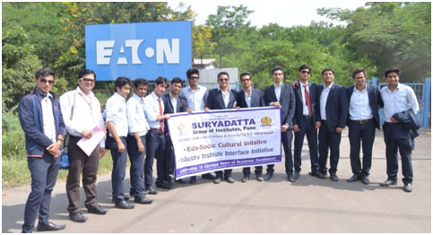 Buzz at B School - Suryadatta group of institute