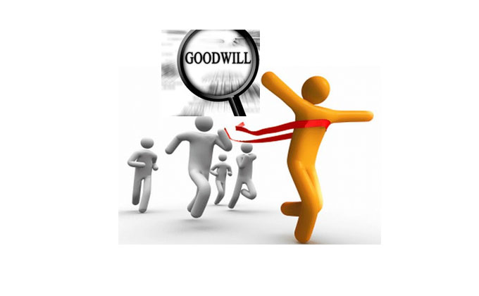 Goodwill is the only asset that competition cannot undersell or destroy.