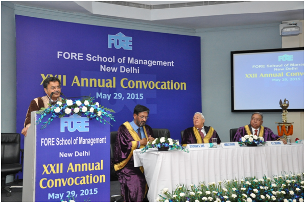 Super 30 Graced Convocation at FORE School of Management
