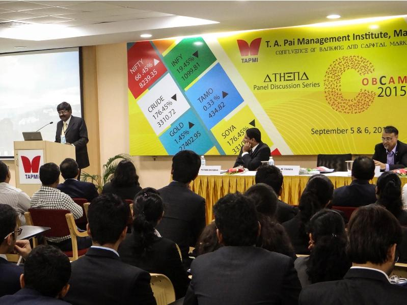 Event at B School - TAPMI