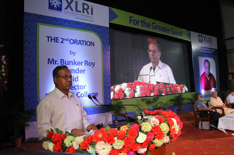 Event at B School -  XLRI
