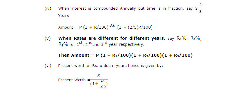 CAT 2016 - Simple Interest & Compound Interest