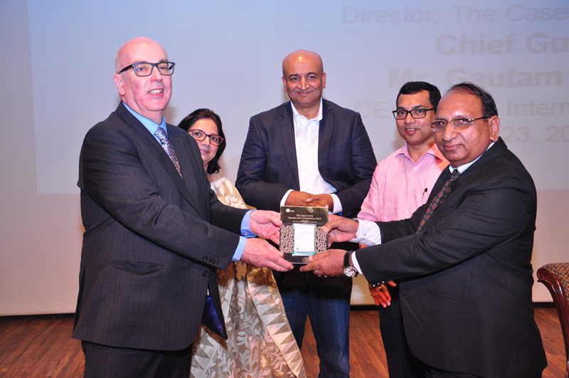 Dr. Vijay Kumar Gupta awarded the 2016 Entrepreneurship Award | IMT Ghaziabad