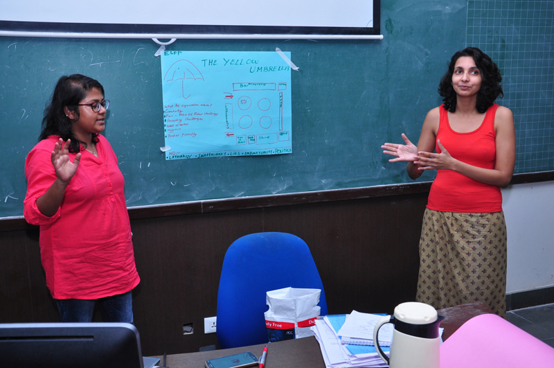 Personal growth lab at IMT Ghaziabad