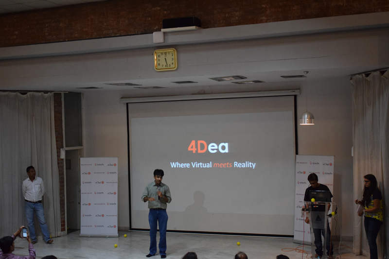 MICA Incubator first Demo Day | MICA