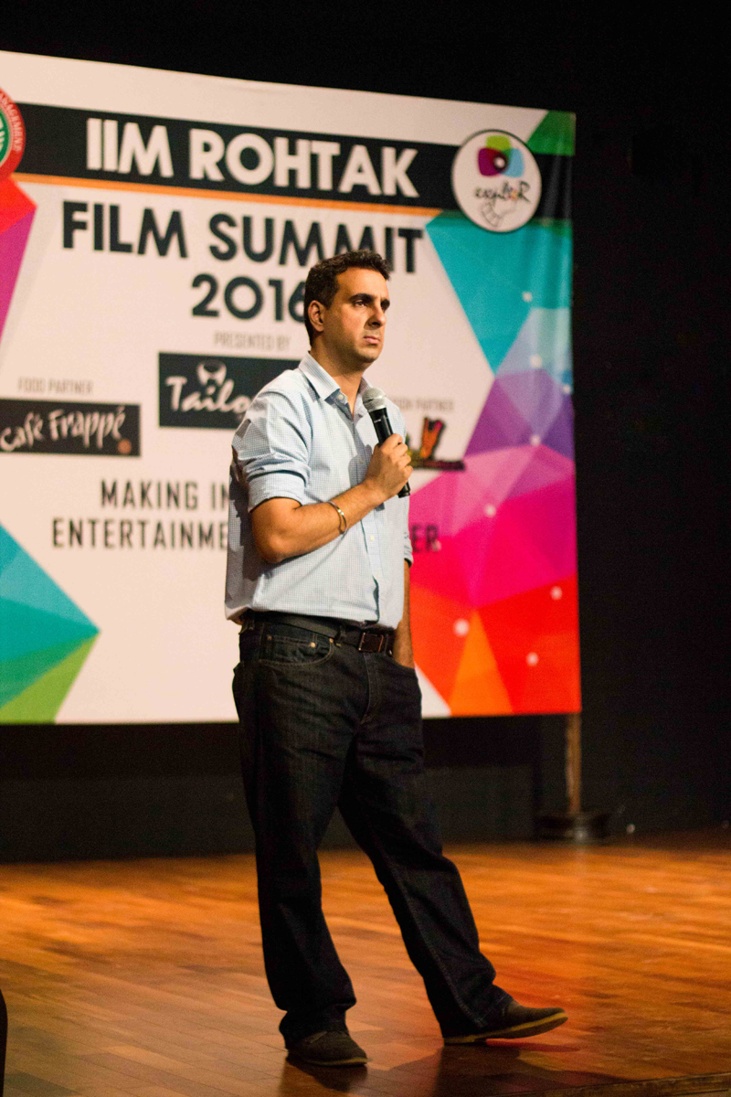 IIM Rohtak hosts maiden Film Summit | IIM Rohtak