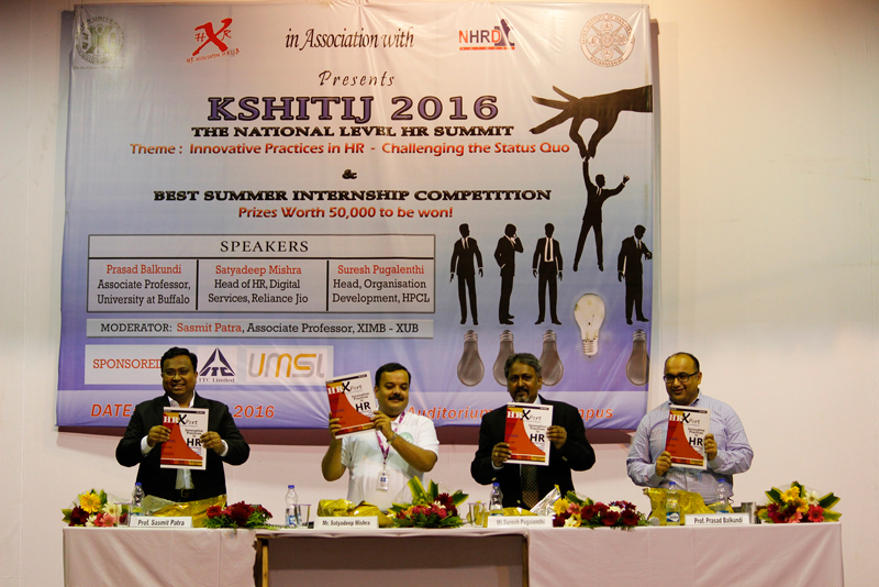 Kshitij 2016 National Level HR Summit | XIMB