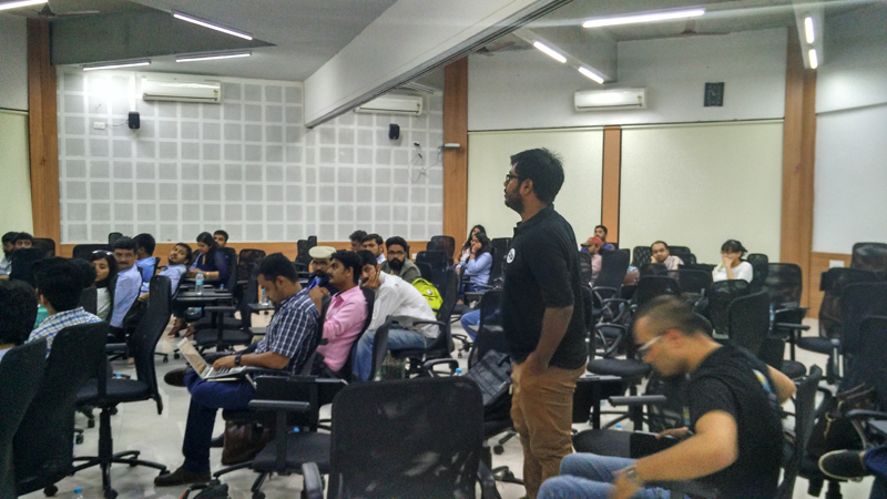 MICA Incubator hosts startup India Rocks | MICA Ahmedabad