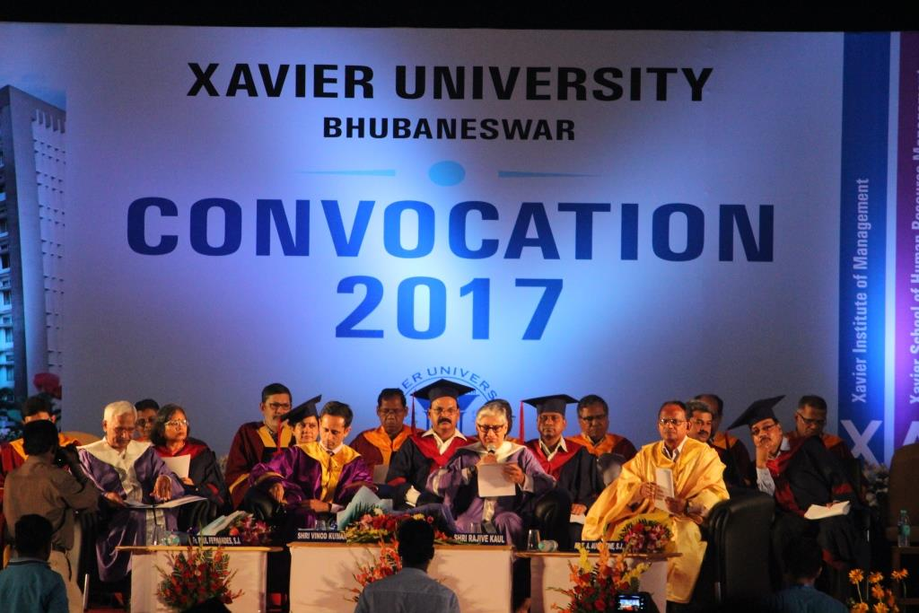 XIMB Convocation