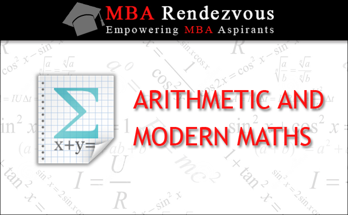 Arithmetic and Modern Maths
