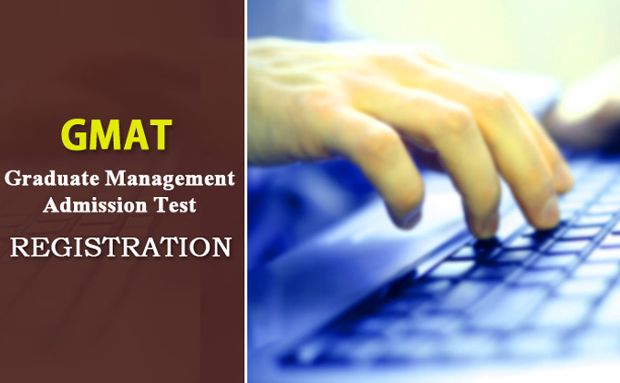 GMAT Registration Procedure