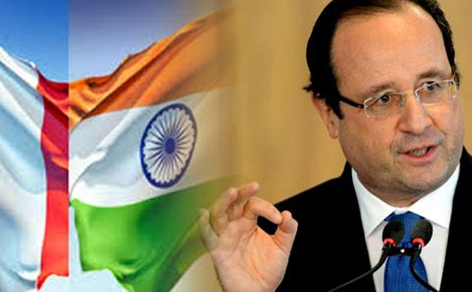 Impact of Francois Hollande Visit to India