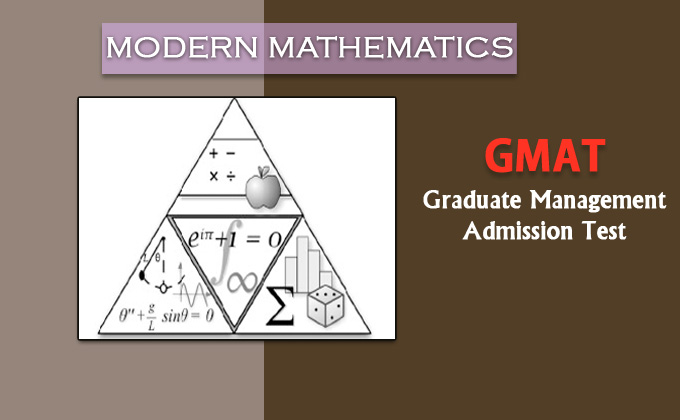GMAT - Modern Mathematics