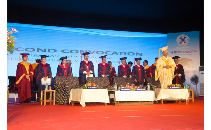 XUB Convocation