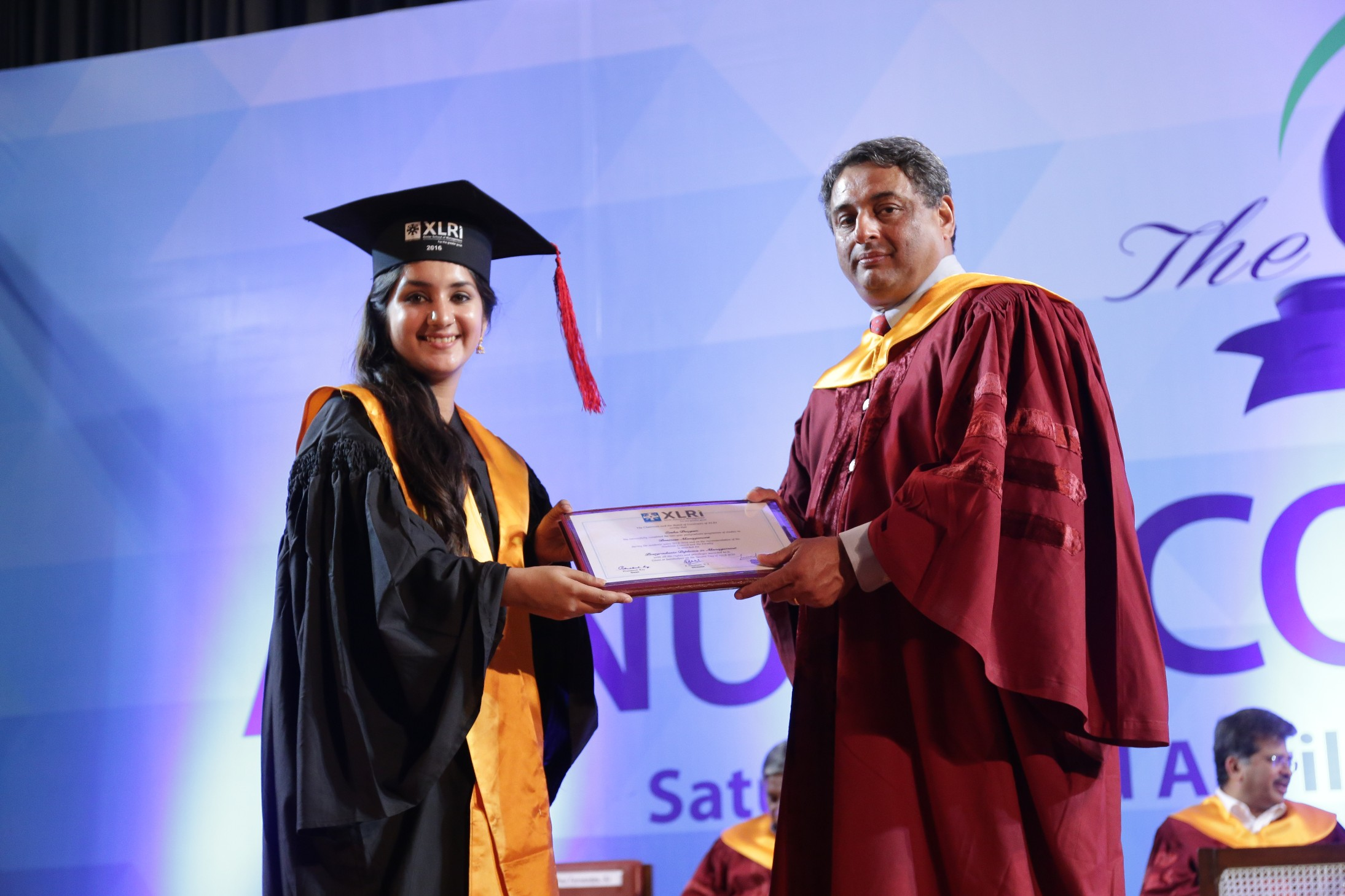 XLRI Holds 60th Annual Convocation