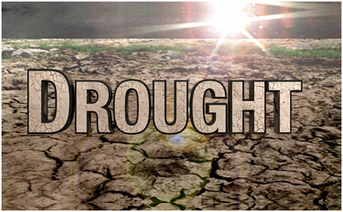 drought,water crises, down rainfall