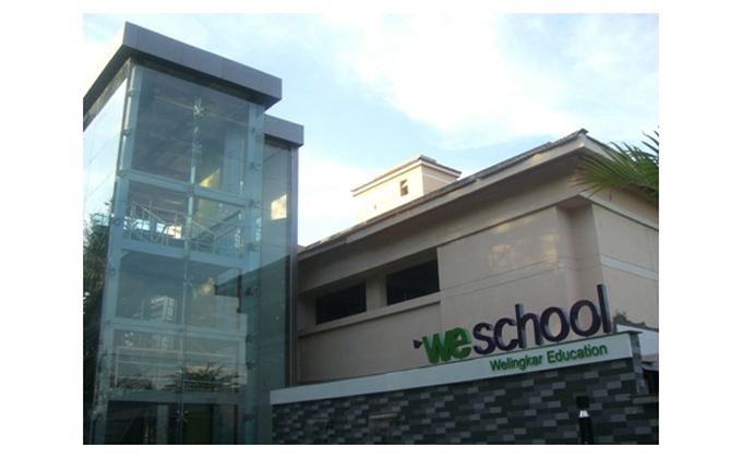 WeSchool | Part-Time Masters Degree programme.