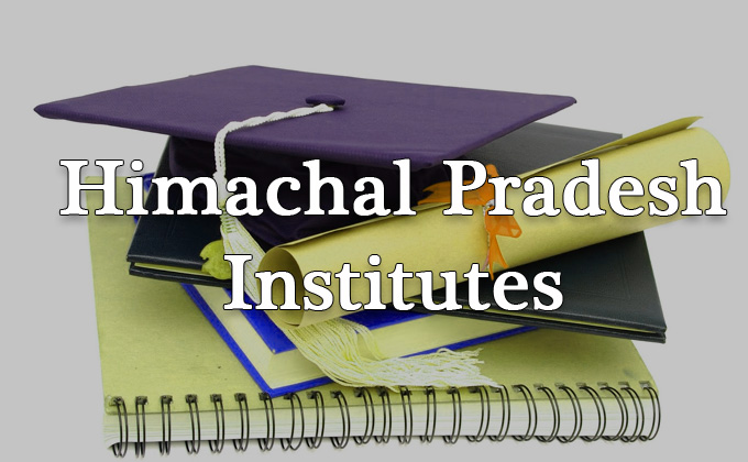 Himachal Pradesh Institutes
