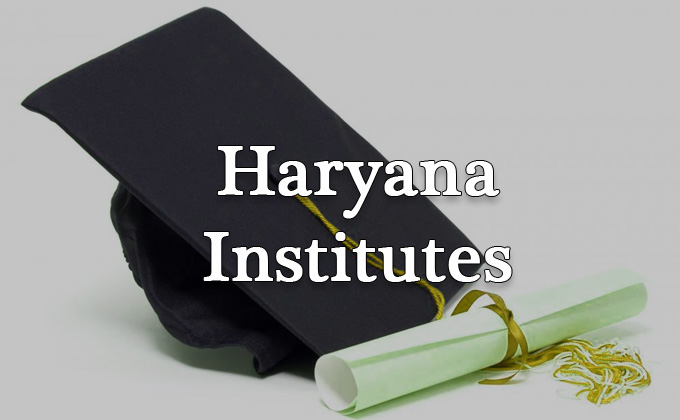 Haryana Institutes