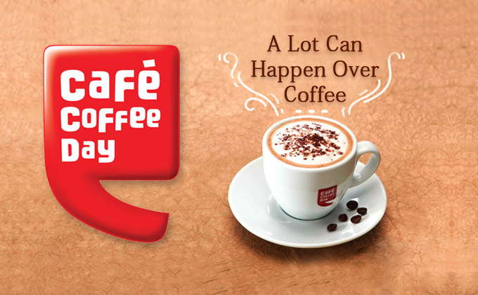 Serving it Steamy Hot for Years with Cafe Coffee Day