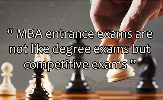 MBA entrance exams | MBARendezvous
