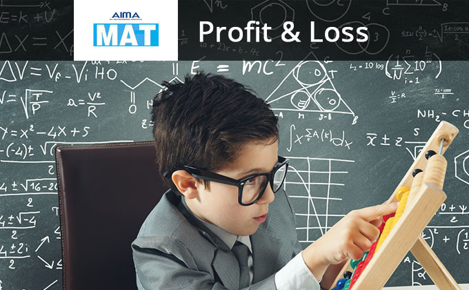 Mathematical Skills section | Profit and Loss Questions | Study Material