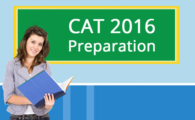 Execution is the key for CAT preparation