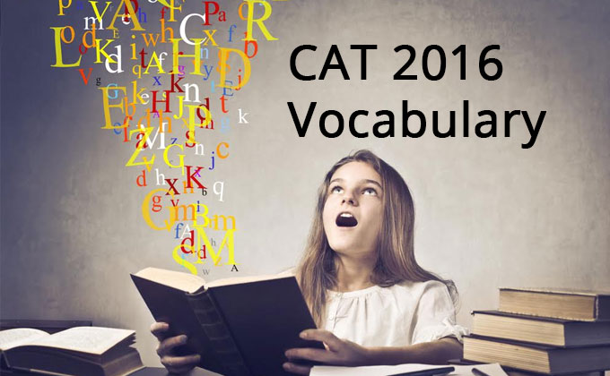 A good vocabulary is inextricably linked to a good memory