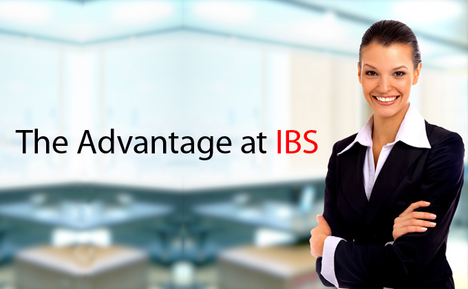 The Advantage at IBS
