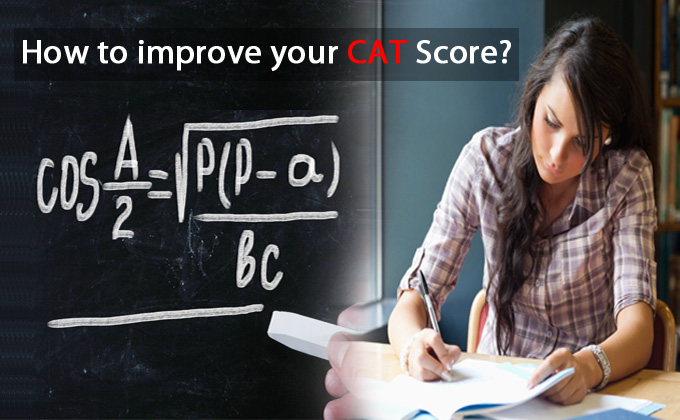 How to improve your CAT score | CAT score