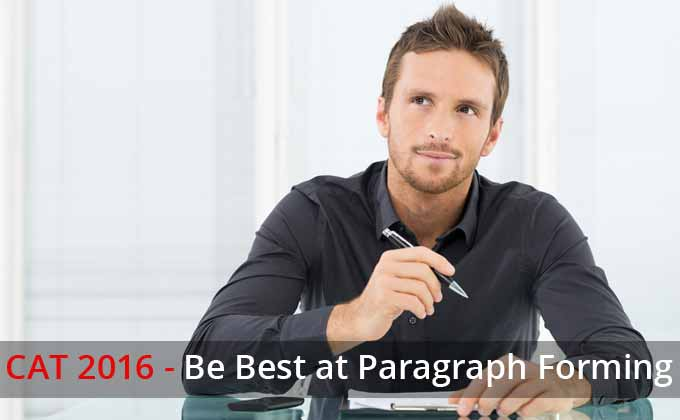How to be the best at paragraph forming