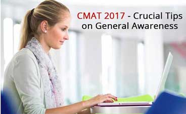 CMAT 2018 CMAT Exam, General Awareness section, GA section