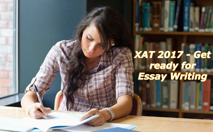 Essay writing in XAT 2017