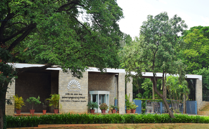 Eduniversal ranks IIMB