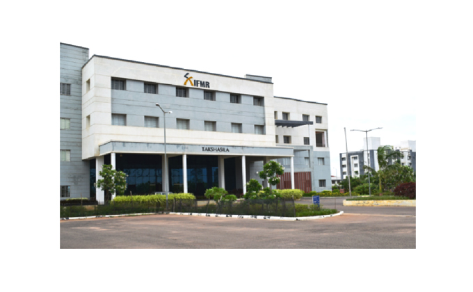 IFMR, IFMR Chennai, IFMR Sri City, Private University, Sri City campus