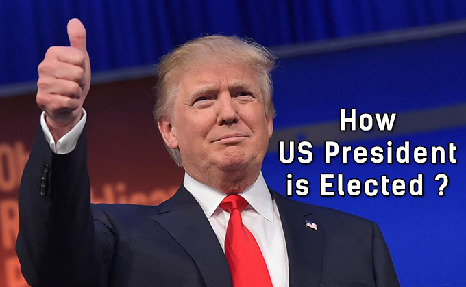 How US President Is Elected?