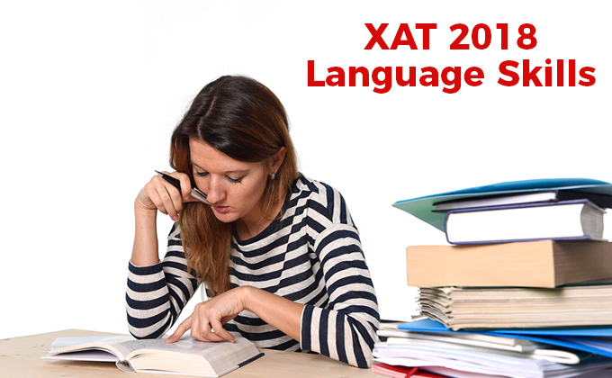 Your language skills will be on anvil in XAT | Language Skills