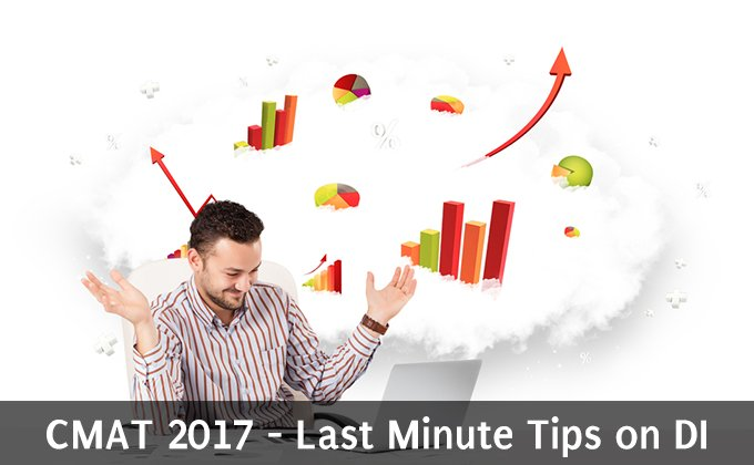 CMAT 2017 :  Last Minute tips on DI