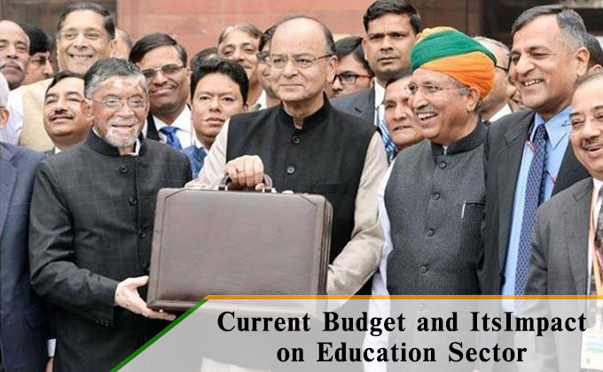 Current Budget and Its Impact on Education Sector