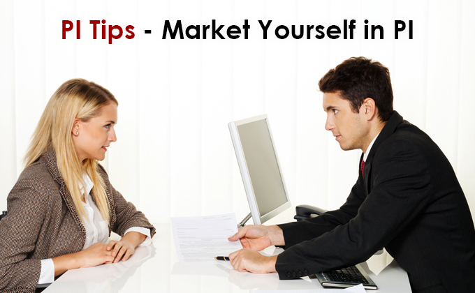 Personal Interview TIPS