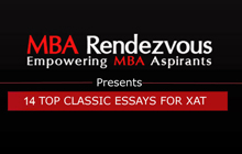 14 Top Classic Essays for XAT