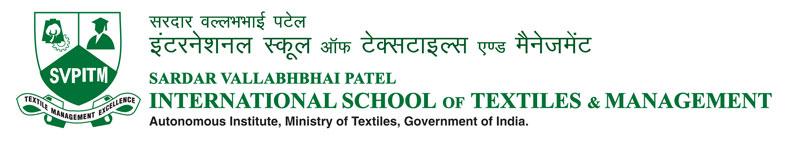 Sardar Vallabhbhai Patel Institute of Textile Management