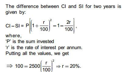 CMAT First Test 2014 Study Material: Quantitative Techniques