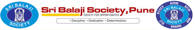 MBA Admission News - Sri Balaji Society
