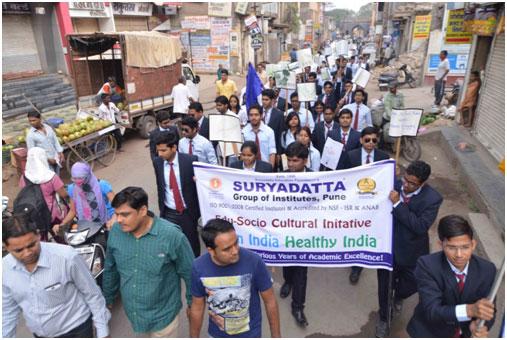 B School - Suryadatta Group of Institutes, Pune
