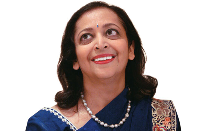 Dr Swati Piramal Biography success story