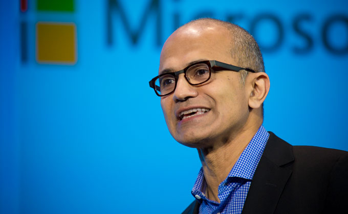 success story of Satya Nadella Biography