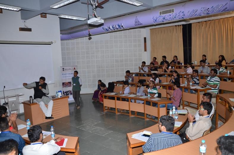 Event at B School - MICA